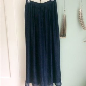 61773ea03 Madewell Skirts - 🌻 Madewell Skyward maxi skirt